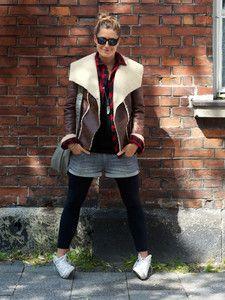 burda style: Damen - Jacken - Lange Jacken - Pilotenjacke - Maxi-Kragen