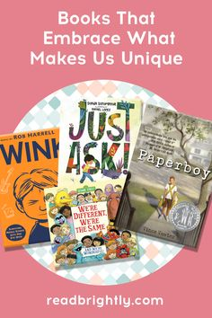 These books for kids and teens celebrate the unique strengths and struggles of characters with physical, educational, or psychological challenges. Ya Books, Good Books, Fish In A Tree, Books For Tweens, School Opening, Seventh Grade, New Teachers, Chapter Books, Young Boys