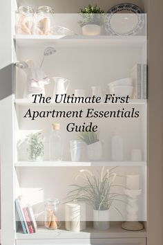 oliverandmoose.: The Ultimate First Apartment Essentials Guide