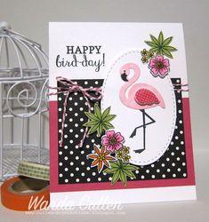 Happy Bird-day! (Cullen-ary Creations)