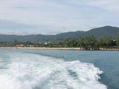 Mit  Lomprayah von Samui nach Bangkok »   Eine günstige und schöne   Alternative um  nach einem sonnigem U ...