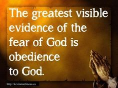 Fearing God is Wisdom? | Heart of Wisdom Homeschool Blog