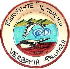 Verbania - Ristorante Il Torchio: Filetti di coregone verbano (apr. 82 - mag. 89 )
