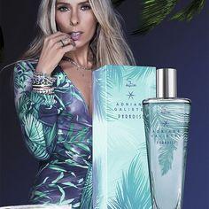 m7_beautyM7 Beauty // Jequiti // Levanta a mão quem já conheceu (e amou) o novo perfume. #adrianegalisteuparadise .  Produto da imagem voce encontra na loja:  www.m7beauty.com.br