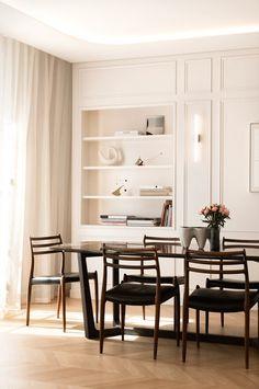 Ramy Fischler, RDL appartement privé