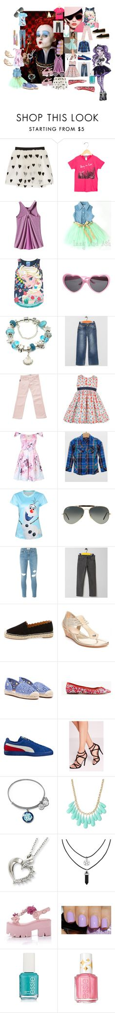 """""""YOUNG AND FREE"""" by trinitashi on Polyvore featuring Burton, Alice + Olivia, Bonpoint, Patagonia, Request Jeans, Giorgio Armani, Jane Norman, BKE, Disney and Ray-Ban"""