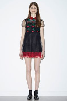 Fashion Press RED VALENTINO 2016