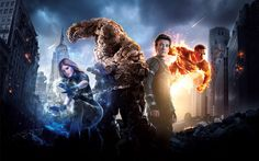 21 Fantastic Four (2015) HD Wallpapers