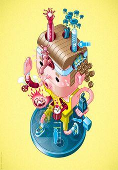 Illustration by Lee Hasler