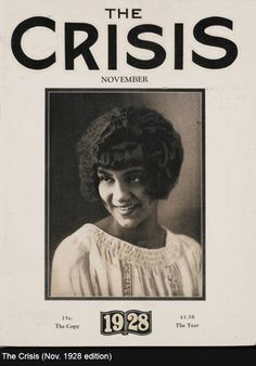 The Crisis (Nov. 1928 edition)  The Crisis was a magazine published by the NAACP and edited by W.E.B. DuBois.