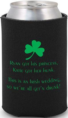 For an Irish Wedding