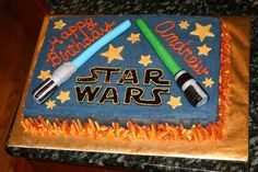 Andrew's Star Wars Cake Photo by wuvweesa | Photobucket