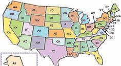 Explore the States