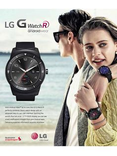 LG G Watch R | very.co.uk