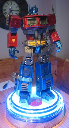 CliffyB's Optimus Prime
