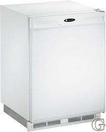 ULine U1175RW00 57 Cu Ft White Undercounter BuiltIn Compact Refrigerator  Energy Star -- Learn more by visiting the affiliate link Amazon.com on image.
