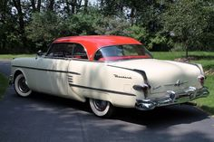 Scarce Hardtop: 1954 Packard Pacific