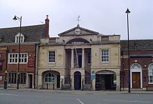 Bourne Town Hall Lincolnshire - Wikipedia, the free encyclopedia