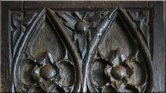 gótikus bútor Carving, Vintage, France, Wood Carvings, Sculpting, Vintage Comics, Cut Work, Primitive, Sculpture