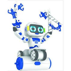 Tipster the Robot