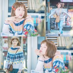 Lee Sung Kyung Makin Cantik Imut di 'Weightlifting Fairy' Kim Bok Joo Fashion, Lee Sung Kyung Wallpaper, Do You Like Messi, Weightlifting Kim Bok Joo, Swag Couples, Celebrity Outfits, People Photography, Beautiful Babies, Swagg