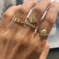 VS Aquamarine engagement ring set Curved U diamond wedding band yellow gold half eternity band aquamarine bridal rings - Fine Jewelry Ideas Engagement Ring Rose Gold, Vintage Engagement Rings, Morganite Engagement, Cute Jewelry, Silver Jewelry, Jewelry Accessories, Jewelry Rings, Jewelry Ideas, Silver Rings