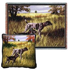 Now We Wait Tapestry Pillow and Throw Set - - Great for #Gift giving - Great for #Decorating - Buy at Snugglebug #Pillows and #Throws - www.snugglebugpillowsandthrows.com