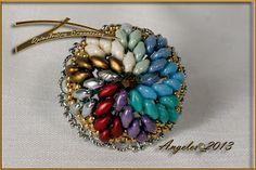 Anillo Arco Iris By Quienlodira