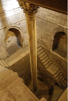 The great Nilometer of Egypt is a wonder of the ancient world that's like a vision of Escher.