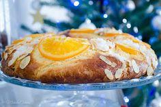 ¡UN POCO DE TODO!: ¿Por qué no… Un Roscón de Reyes?