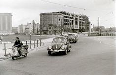 Potsdamer Platz, Berlin, c.3 August 1960