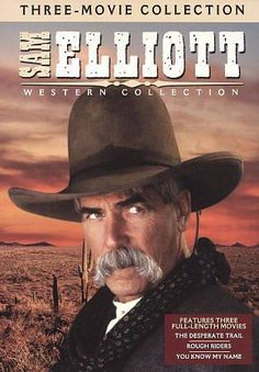 If the rugged plateaus and dusty canyons of the American West could find human form, they'd likely take the shape of actor Sam Elliot. Whether in small parts (THE BIG LEBOWSKI) or lead roles (ROUGH RI