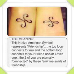 Unique and creative best friend tattoos 19