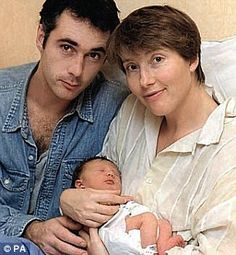 Motherhood: Emma met Greg Wise on the set of Sense And Sensibility, and their daughter, Gaia, was born in 1999