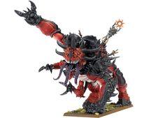 Warhammer Fantasy. New Chaos Slaughterbrute / Mutalith Vortex Beast
