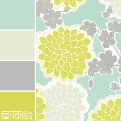 So Fresh #patternpod #patternpodcolor #color #colorpalettes