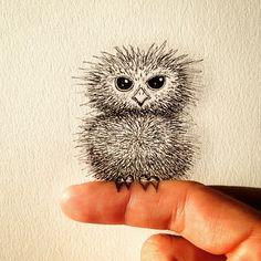 Baby eagle pet!  ----------------------------------------- #eagle #babyeagle #illustration #art #instaart #artfido #skrien #worldofartists #art_spotlight #creative #art_realistic #dailyarts #wow_artworks