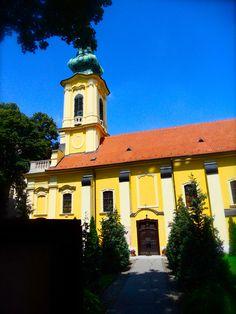 Orthodox Church, Budapest, Hungary