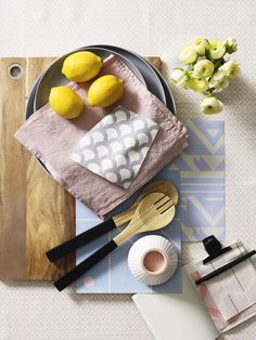 Make the most of your home with decorating inspiration, tips and advice from House Beautiful. Black Photography, Flat Lay Photography, Background Colour, Kitchen Styling, Barber, Colorful Backgrounds, Beautiful Homes, Editorial, Dining Room