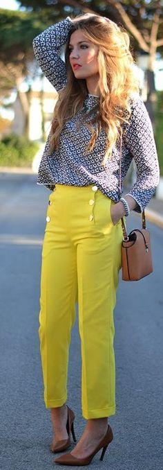 50 Stylish New Looks ForSummer - Style Estate - http://blog.styleestate.com/style-estate-blog/50-stylish-new-looks-for-summer.html