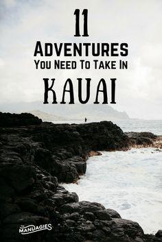Things To Do In Kauai Pin 3 Kauai Vacation, Honeymoon Vacations, Hawaii Honeymoon, Vacation Spots, Italy Vacation, Vacation Ideas, Vacation List, Best Hawaiian Island, Hawaiian Islands