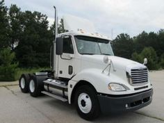 USED 2007 FREIGHTLINER CONVENTIONAL CL120064ST #truck #equipmentready