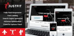 JustFit Theme Review | Best WordPress Theme for Health, Gym, Exercise or Fitness Blog
