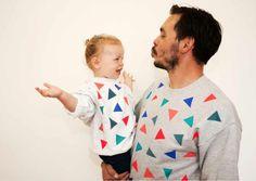 FABULOUS FRIDAY: MAUSBIRD & BONBON ON THE BLOCK ♥ DADS win een trui voor papa en voor je kindje | UrbanMoms.nl
