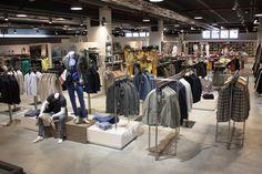 IPERMODA FACTORY mega store by INSIDE, Pisa   Italy