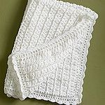 """Free Crochet Baby Blanket Patterns - Karla's Making It / 34"""" x 40"""" / FREE CROCHET pattern"""