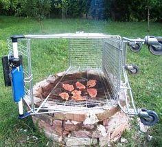 Shop'n grill