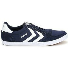 Hummel Chaussures TEN STAR LOW CANVAS | Hommes - Chaussures - Sneakers
