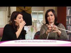 Alize Fashion Boucle ile Kolay Yelek Yapımı-Making Vest with Alize Fashi. Hand Knitting Yarn, Knitting Patterns, Doilies Crafts, Crochet Videos, Knitted Hats, Youtube, Kids Fashion, Vest, Children