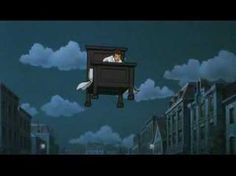 Watch a scene from Studio Ghibli's Little Nemo movie that never was